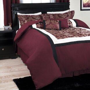 Candace 7 Piece Comforter Set by Lavish Home