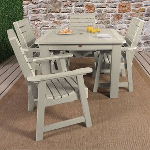 Berry 5 Piece Bar Height Dining Set by Darby Home Co