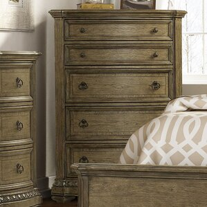 Harriet 5 Drawer Chest by Sage Avenue