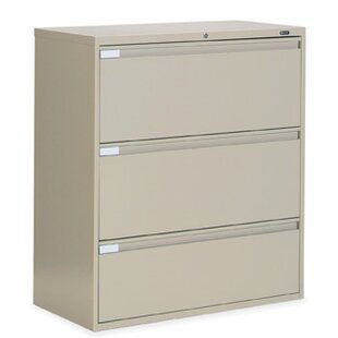Global Total Office 9300 Series 3-Drawer ..