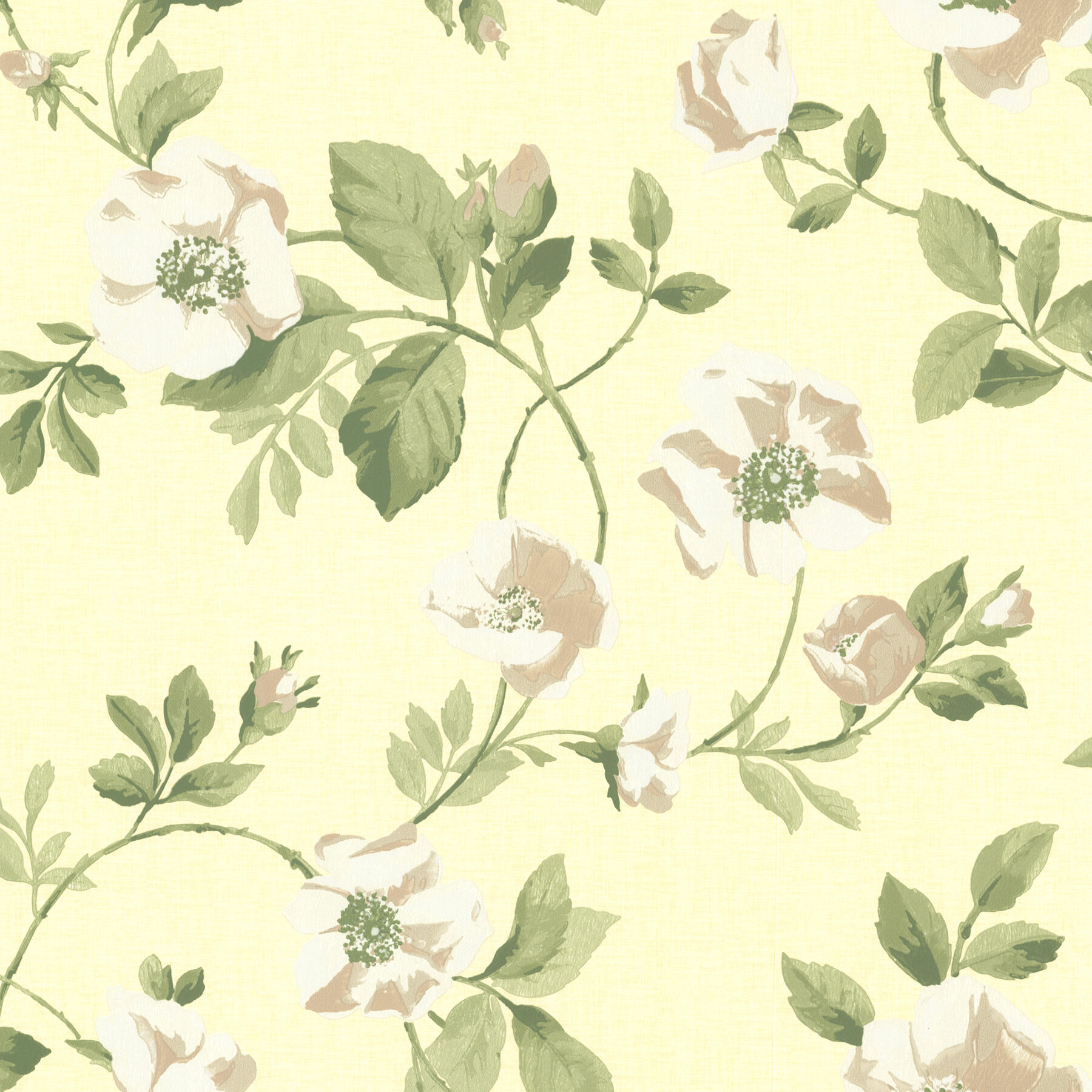Red Barrel Studio Denslowe Rose Trail 33 X 20 5 Floral 3d
