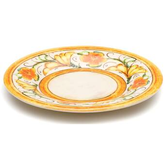 August Grove Tunley Cherry 6 Melamine Bread And Butter Plate Wayfair