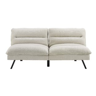 Malt Convertible Sofa by Williston Forge