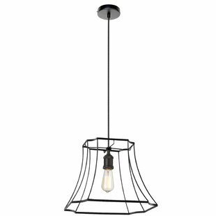 Isabeau 1-Light Lantern Pendant by Wrough..