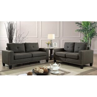 Ketelaar 2 Piece Living Room Set by Ebern Designs