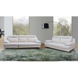 Romaine 2 Piece Living Room Set by Orren Ellis