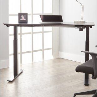 Sit-Stand Series Standing Desk by Haaken Furniture Best #1