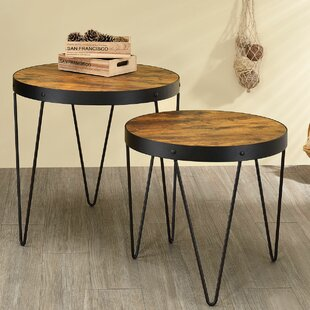 Wilkinson 2 Piece Nesting Tables By Williston Forge