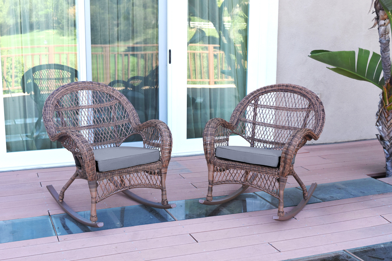 Berchmans Wicker Rocker Chair