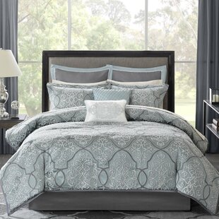 Shonta 210 Thread Count Comforter Set