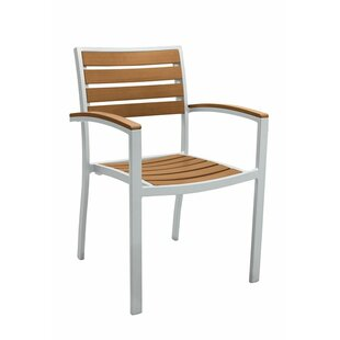 Jado Stacking Patio Dining Chair