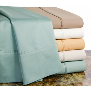 600 Thread Count 4 Piece Sheet Set