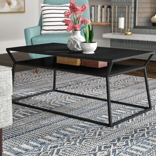 Reinhold 3 Piece Coffee Table Set