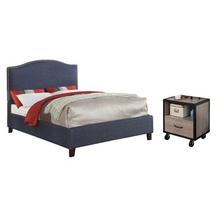 America Queen Panel Configurable Bedroom Set