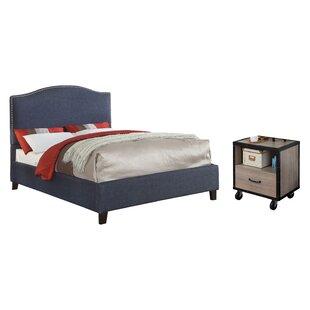 Sutcliffe Queen Panel Configurable Bedroom Set by Winston Porter