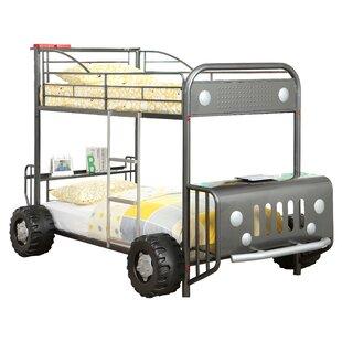 Hokku Designs Jaymes Twin Bunk Bed