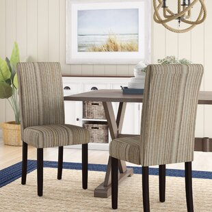 Vaughn Parsons Chair (Set of 2) by Beachcrest Home