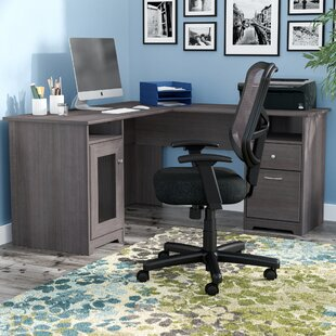 Hillsdale L-Shape Desk and Chair Set