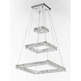 Latrobe 108-Light LED Crystal Chandelier ..