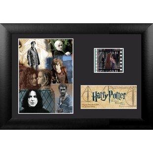 Harry Potter Art Story Board Part 2 Framed Photographic Print Voldemort