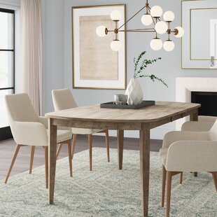 Cliburn Leg Butterfly Leaf Extendable Dining Table