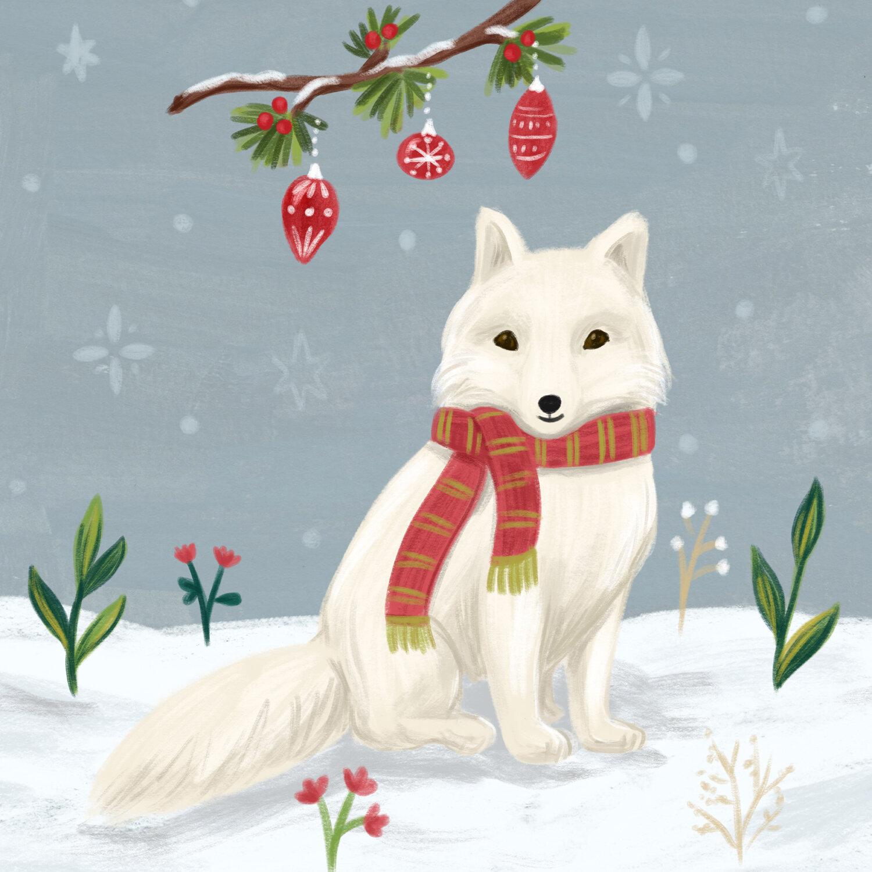 Fox The Holiday Aisle Canvas Art You Ll Love In 2021 Wayfair