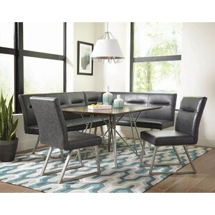 Fernando 5 Piece Dining Set by 17 Stories