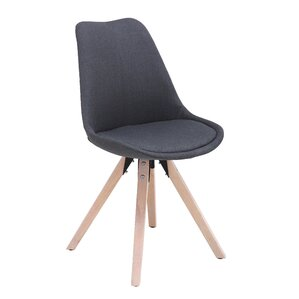 Shubert Upholstered Dining Chair by Varick Gallery