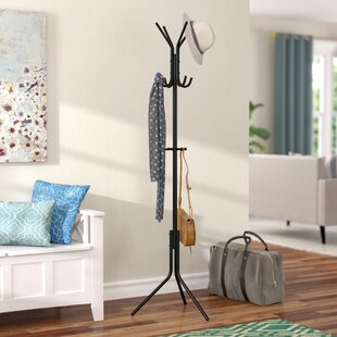 Rebrilliant Metal Hat and Coat Rack