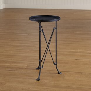 Wachter  End Table By Gracie Oaks
