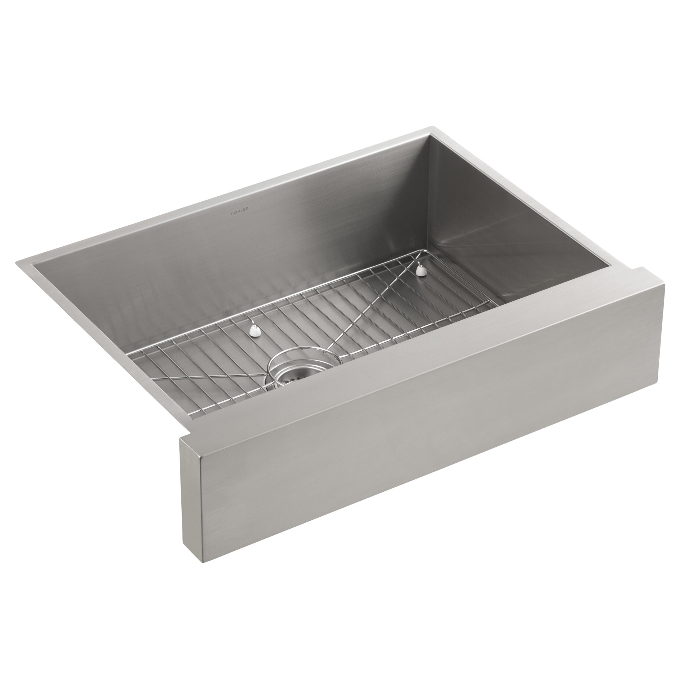steel kitchen crosstown sinks double sink bowl stainless undermount products in elkay