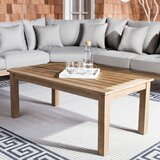Knowle Wooden Coffee Table