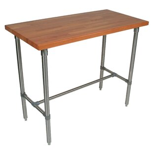 Cucina Americana Counter Height Dining Table by John Boos