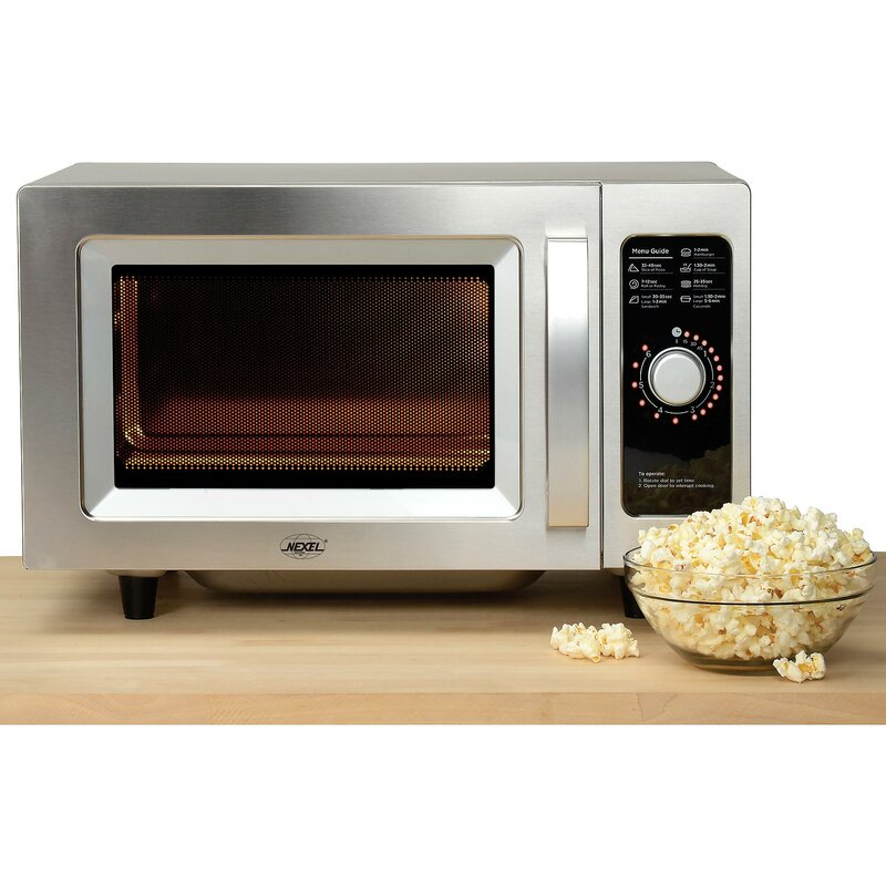 "20"" 0.9 cu.ft. Countertop Microwave"