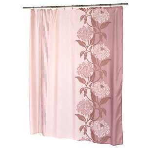 Chelsea Single Shower Curtain by Carnation Home Fashions