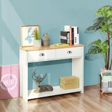 Kalil 38 Console Table by August Grove®