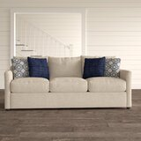 Cailinn 85 Square Arms Sofa Bed by Birch Lane™