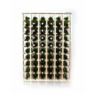 Premium Cellar Series 60 Bottle Floor Wine Rack by Wineracks.com