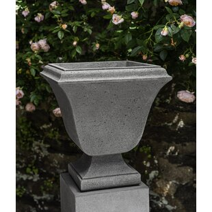 Concrete Urn Planters Planters You Ll Love In 2021 Wayfair