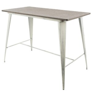 Natasha Industrial Counter Height Dining Table b..