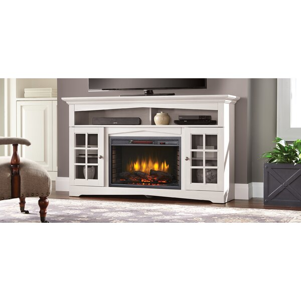 Muskoka Huntley 59 Tv Stand With Fireplace Reviews