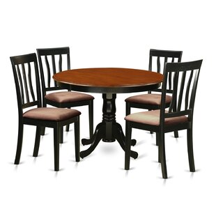 Artin 5 Piece Dining Set Andover Mills