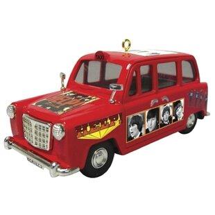 Carlton Cards Heirloom the Beatles Help Portrait Car Christmas Hanging Figurine ByNorthlight Seasonal