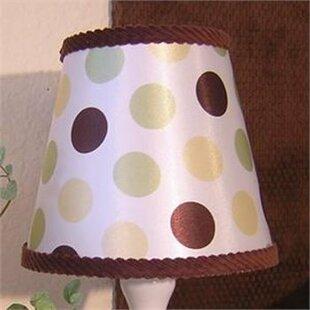 Ash 8 Fabric Empire Lamp Shade