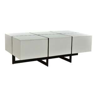 Wrisley Coffee Table by Brayden Studio Great price