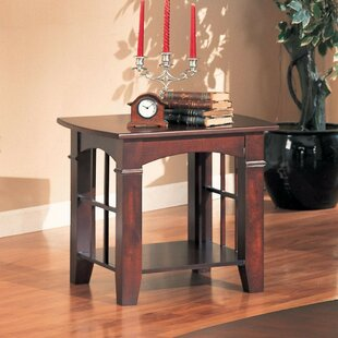 Fernandez End Table by Alc..