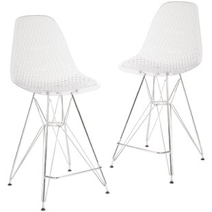 Mclin 26 Bar Stool (Set of 2)