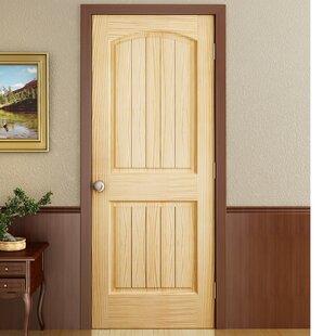 Wood Colonial Paneled Standard Door & Solid Interior Doors Youu0027ll Love | Wayfair
