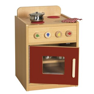 Colorful Essentials Play Kitchen Appliance By Offex