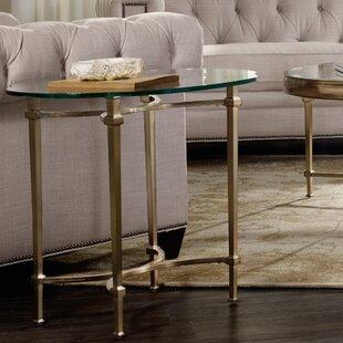 Highland Park End Table ByHooker Furniture